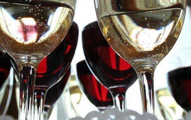 Фото: производство вина в Украине (ЛігаБізнесІнформ)