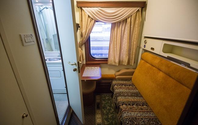 В купе вагона смотреть онлайн