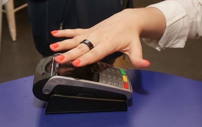 Visa представила кільце для безконтактних платежів