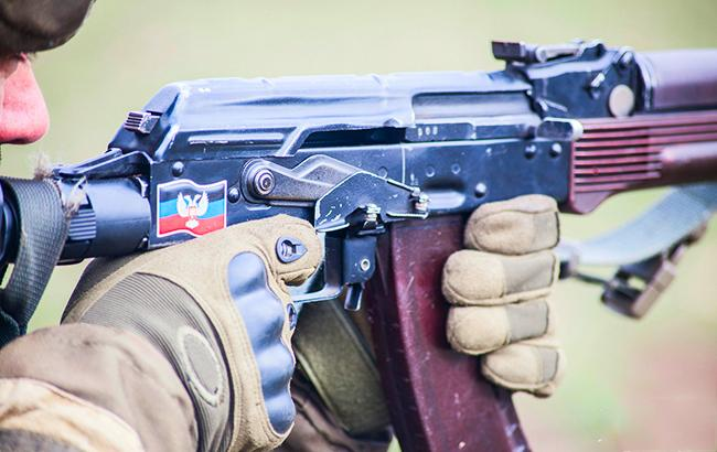 Фото: СБУ задержала наемника ДНР (vk/club_donbasskih)
