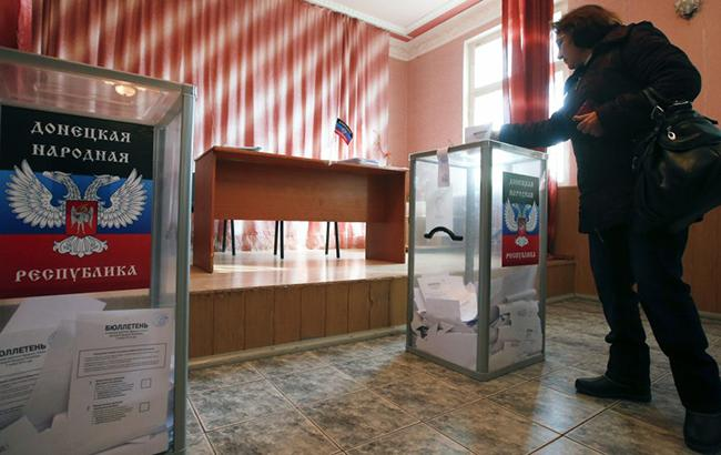 Послы ЕС одобрят санкции против 9 организаторов выборов на Донбассе в среду
