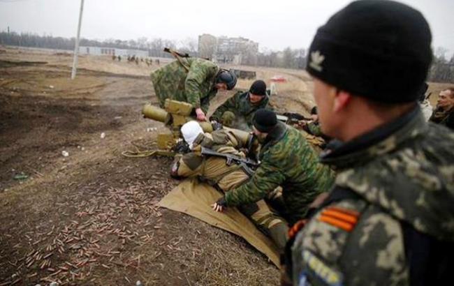 Боевики укрепляют свои огневые позиции под Луганском, - ОБСЕ