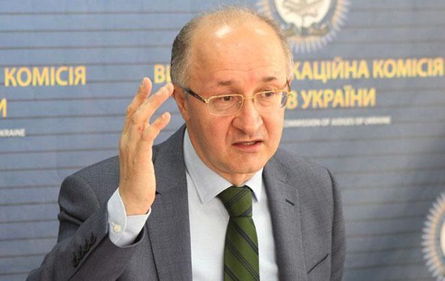 В Киеве напали на председателя ВККС