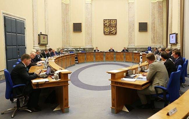Фото: заседание правительства Чехии (vlada.cz)