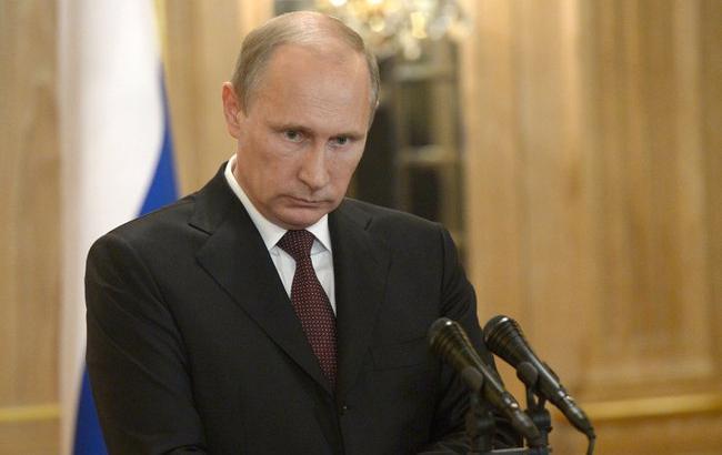 Фото: Владимир Путин (hvylya.net)