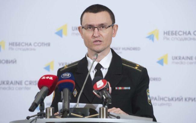 Україна почала відведення озброєння калібру менше 100 мм на Донбасі
