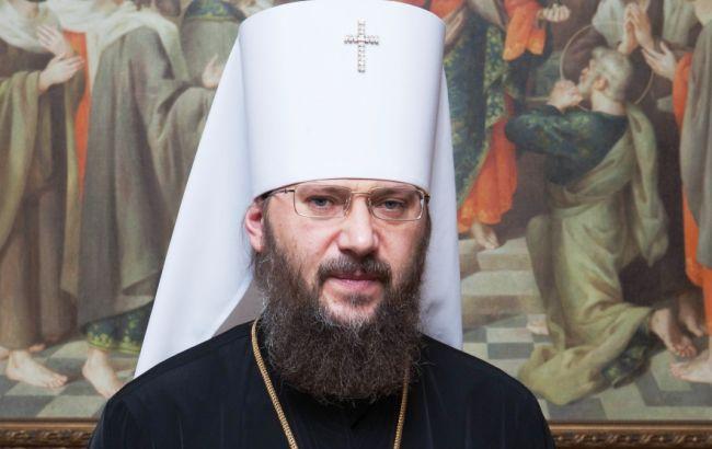 Управделами УПЦ (МП) митрополит Антоний: Если мы помиримся, то никто извне не сможет навязать Украине свою волю