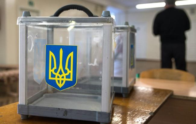 В Україні відкрилися виборчі дільниці на місцевих виборах