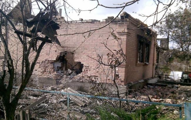 Боевики понесли существенные потери— Бой под Водяным