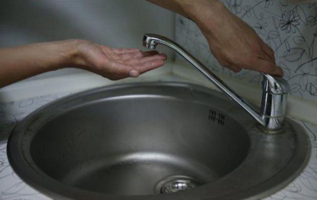 Фото: Фото: жители Донецкой области остаются без водоснабжения (УНИАН)