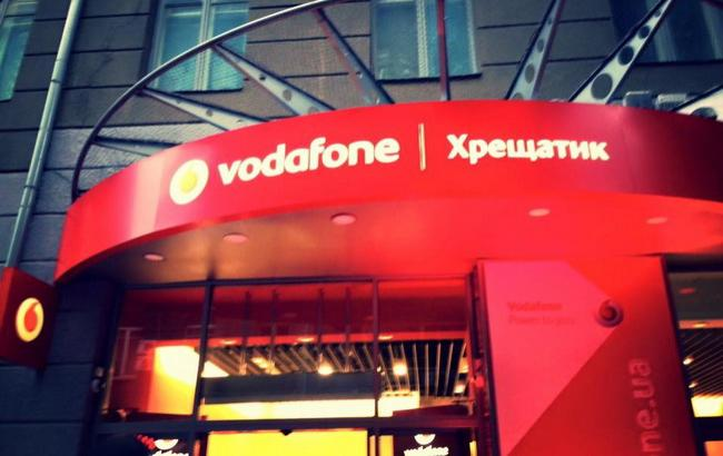 У Києві розширено покриття 3G-мережі Vodafone