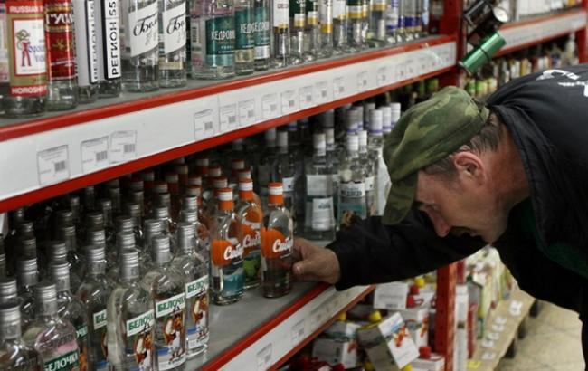 """Укрспирт"" знизив ціну на спирт"