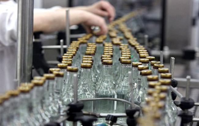 Украина в ноябре сократила производство водки на 12,3%