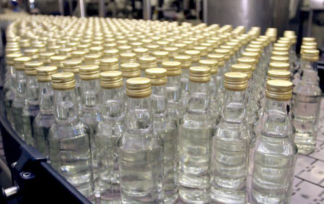 Фото: производство водки значительно выросло