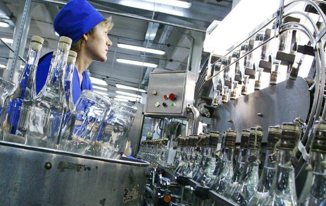 Україна в 2015 році скоротила виробництво горілки на 13%