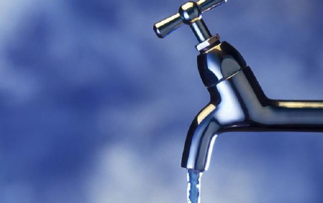 Фото: долг киевлян за холодное водоснабжение и водоотведение составляет почти 1 млрд гривен