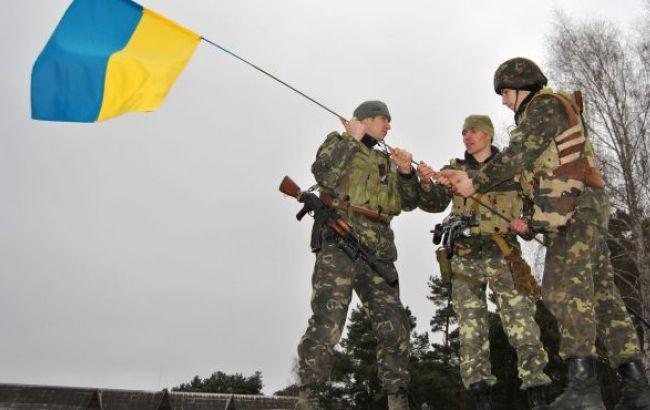 В результаті обстрілу Новотошківського поранений український військовий, - ЛОДА