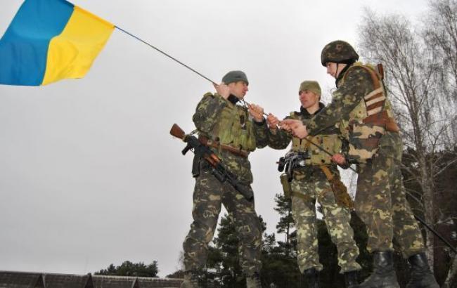 В зоні АТО за добу загинули 4 українських військових, 1 поранений, - штаб