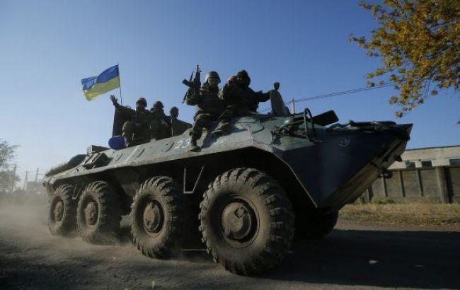 Возле Счастья и Станицы Луганской боевики пытались прорваться в тылы сил АТО, - ИС