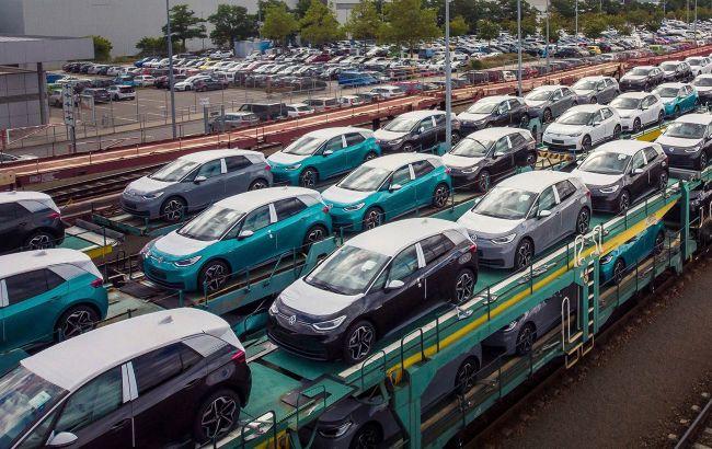 И это еще без Tesla: доля электромобилей в автопроизводстве Германии превысила 20%