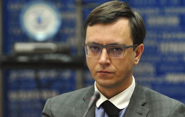 Фото: Омелян заявил о планируемом запуске системы FIDIC