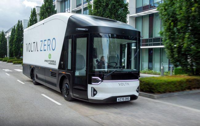 Электрогрузовик Volta Zero для города сможет проезжать до 200 км на одном заряде