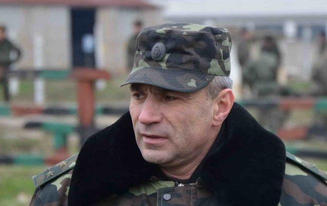 Фото: начальник главного управления персонала Генерального штаба ВСУ Игорь Воронченко