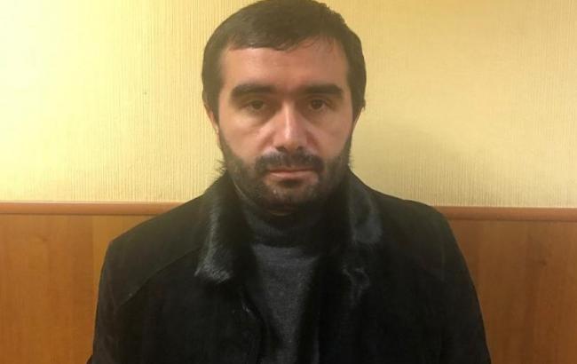 """Поліція видворила з України """"злодія у законі"""""""