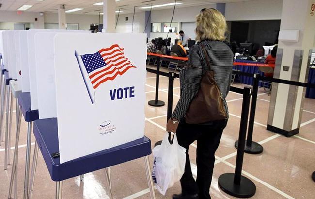 Фото: вибори у США