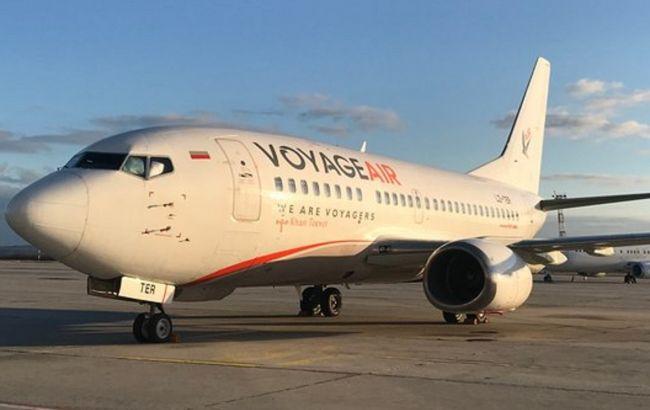 Болгарская авиакомпания Voyage Air открывает рейсы в Украину