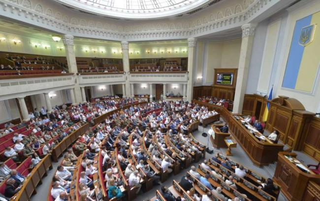 Фото: законопроекти про питання релігії зняті з порядку денного Ради
