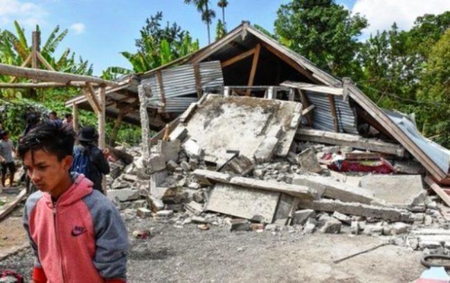 Землетрус в Індонезії: кількість загиблих зросла до 347