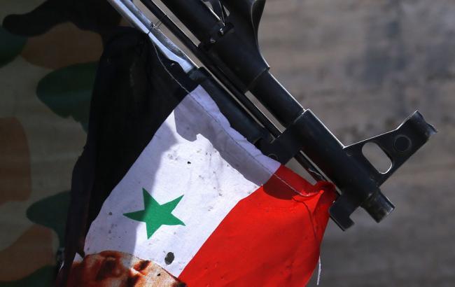 Фото: в Сирии погиб российские военный