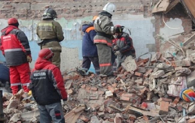 Вибух будинку в Сумській області: постраждало 3 особи