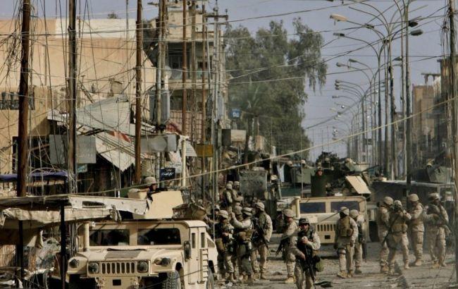 vv  11 650x410 Американский военный умер при взрыве бомбы около Мосула