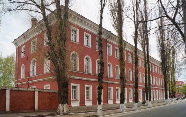 Фото: воинская часть в Кропивницком