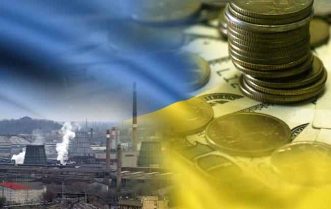 Фото: ВВП Украины вырос на 2,1% (коллаж РБК-Украина)