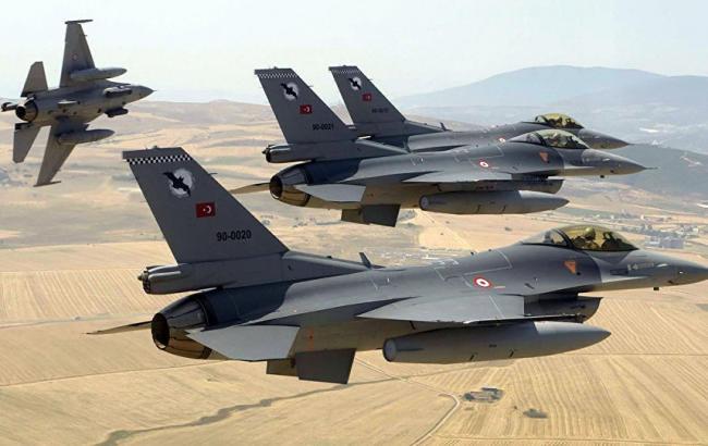Фото: ВВС Турции