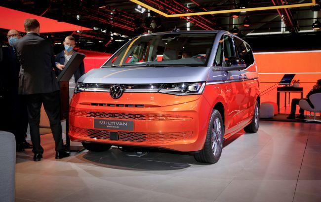 Volkswagen Multivan впервые в своей истории стал плагин-гибридом