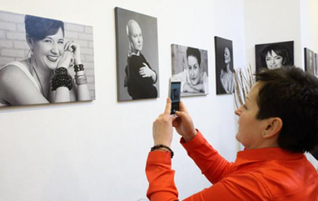 Галирея женщин раком фото 641-951