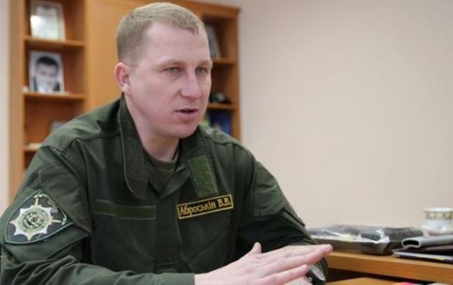 В Маріїнці в прифронтовому районі не вистачає поліцейських, - Аброськін