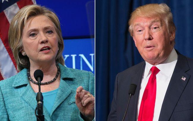 Фото: Хілларі Клінтон і Дональд Трамп будуть дебатувати вже третій раз