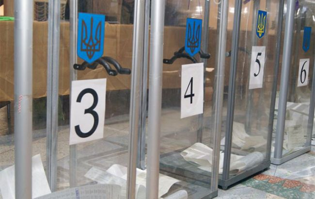 ОПОРА: явка на місцевих виборах на 12:00 склала 18,5%