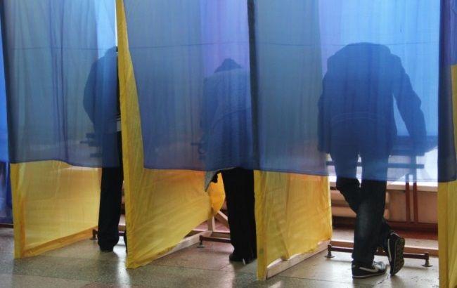 Фото: в Украине прошли довыборы в Раду