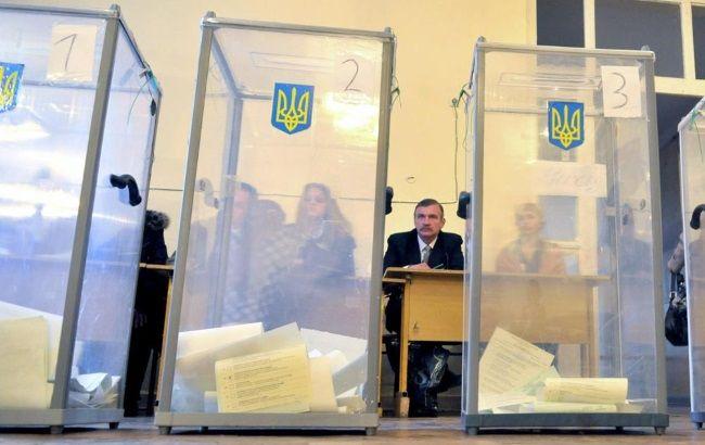Явка виборців у Києві становить 9,1%