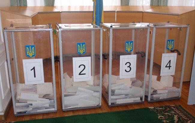 Фото: екзит-пол на місцевих виборах 2015