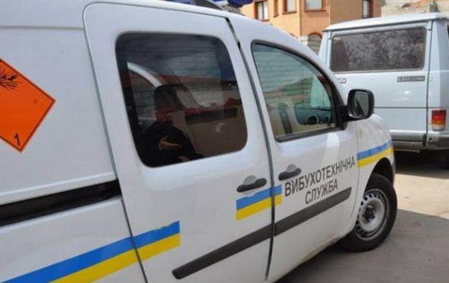 Фото: Ровенская полиция разоблачила производителя нелегальной взрывчатки