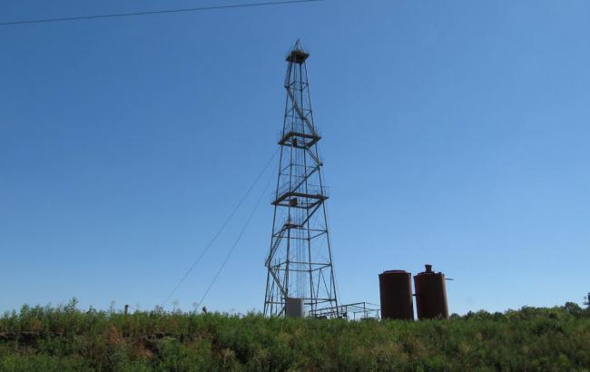 ВХарьковской области заработала новая газовая скважина