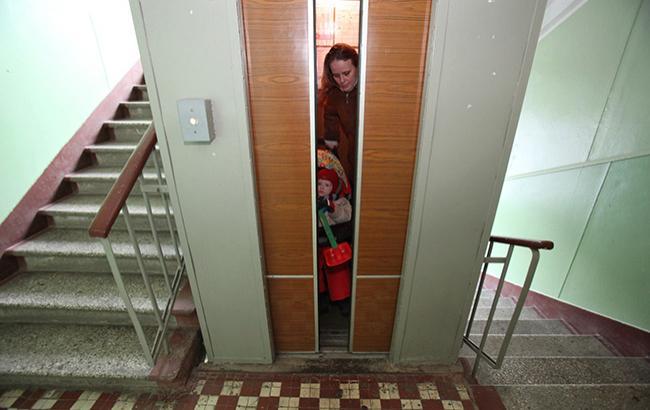 Фото: Ліфт (vyshneve-rada.gov.ua)