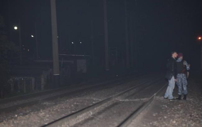 В Одесі на залізничному мосту стався вибух